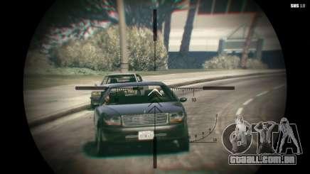 Para activar o auto objetivo de GTA 5