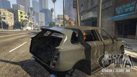 Der resto dos Carros no GTA 5