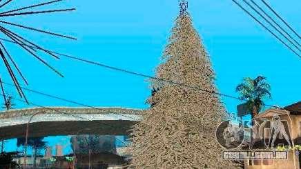 Árbol para GTA San Andreas