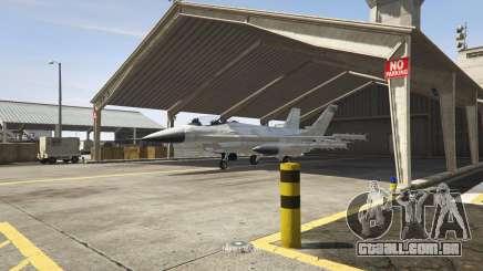 Jet militar pt GTA 5