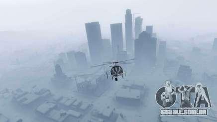 Novo ano, a cidade de GTA 5