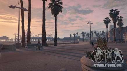 Você pode ver fotos de GTA 5