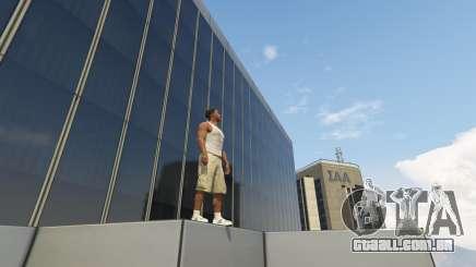 Como ir para o céu em GTA 5