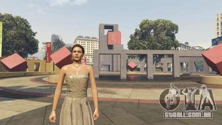 Uma celebridade em GTA 5