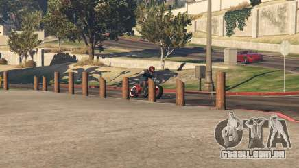 Corrida de motos GTA 5