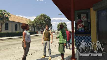 A comunicação em GTA 5 Online