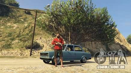 Russo crime no GTA 5