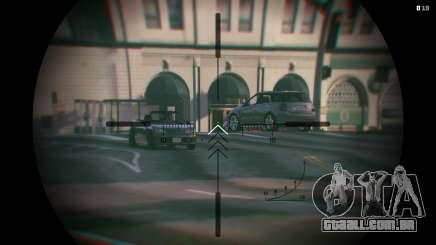 Assassinato em GTA 5 Online