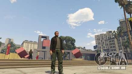 Alterar a conta de GTA 5 Online