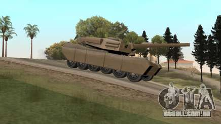 Tanque dans GTA San Andreas
