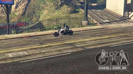 GTA 5 On-line moto Club de La dançar ela