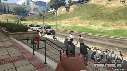 Para matar em GTA Online