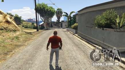 O jogo FPS no GTA 5