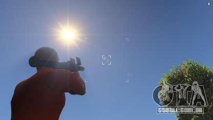 Para remover o lag no jogo GTA 5