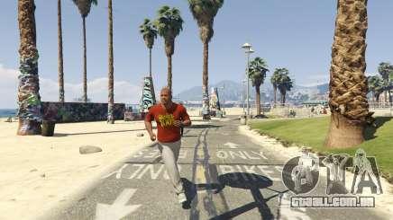 Deporte dans GTA 5