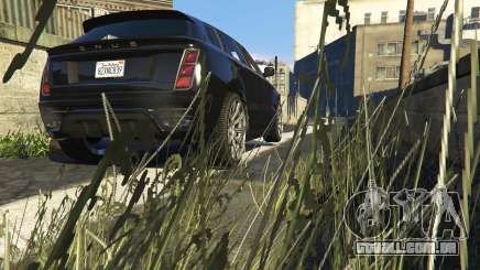 Para ocultar o carro em GTA 5