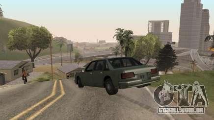 Passamos cada uma das missões do GTA San Andreas