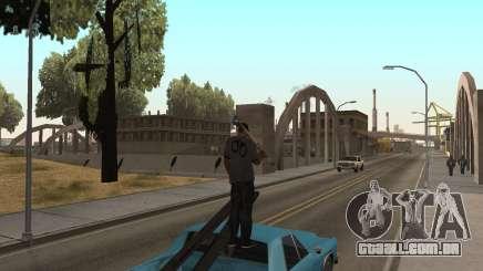 Missões no GTA SA