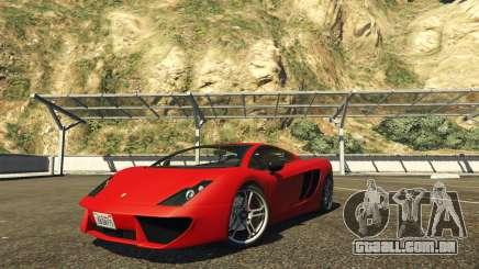 Os carros no GTA 5