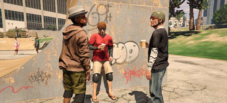 Como jogar pirata GTA 5 Online