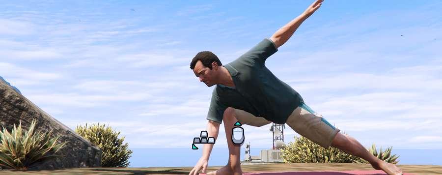 O Yoga pt GTA 5