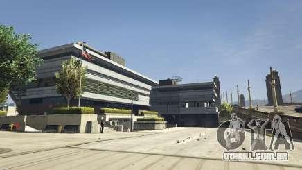 A apreensão dos veículos de GTA 5