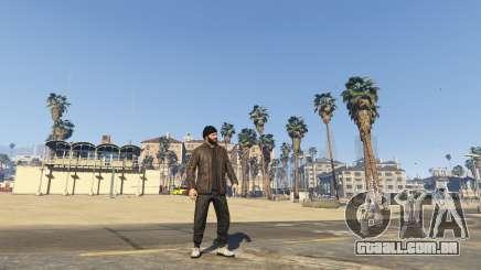 As roupas de GTA 5