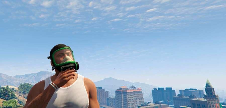 Maneiras para remover uma máscara de GTA 5