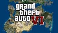 o mapa do GTA: 6