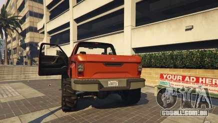 O retorno da máquina em GTA 5