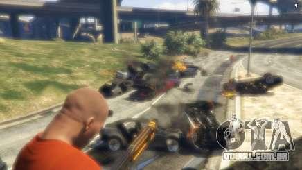 Destructivo railgun pt GTA 5