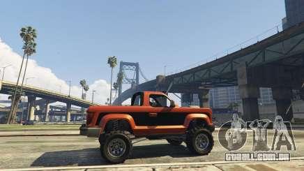 Para trazer de volta GTA 5, comprei um carro