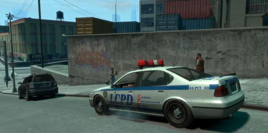 Como ser um policial no GTA 4