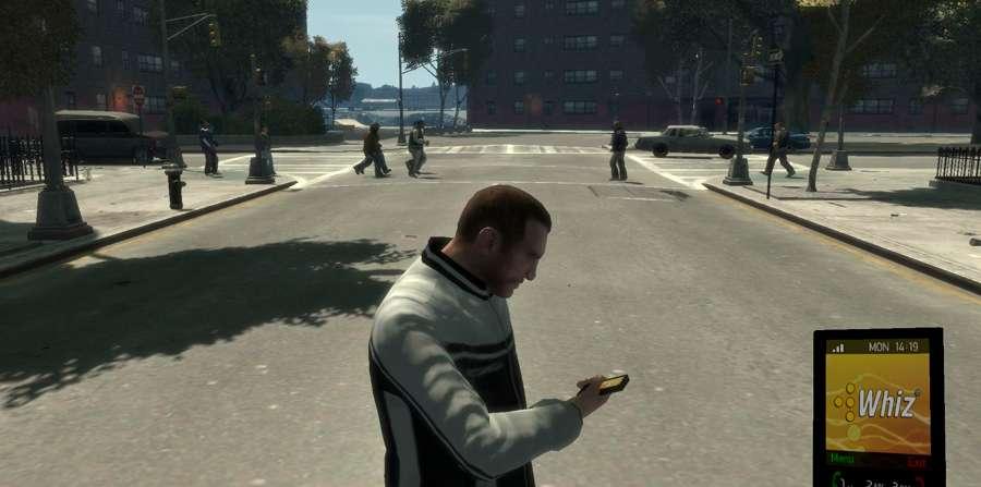 Como discar um número de telefone no GTA 4