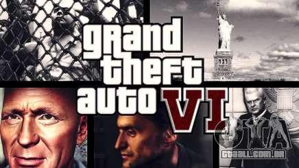 GTA 6 personagem principal e os personagens