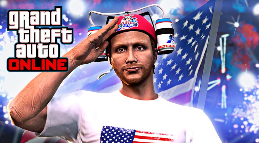 O dia da independência do GTA 5