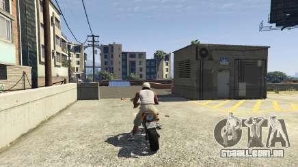 Cascada dans GTA 5