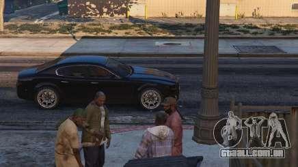 Como você vê a galeria de GTA 5