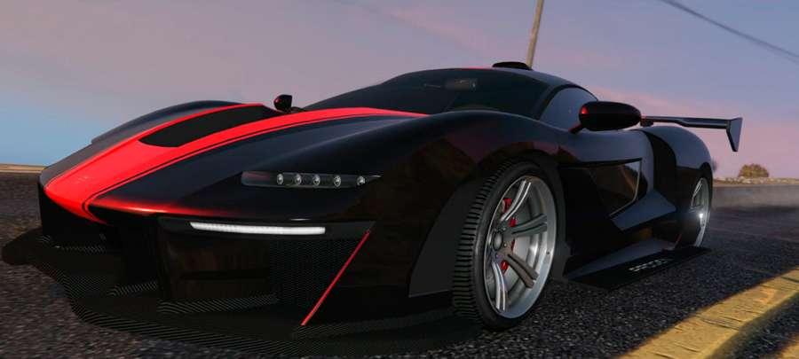 Um novo super carro esportivo, o Nextgen Emerus em GTA 5 Online