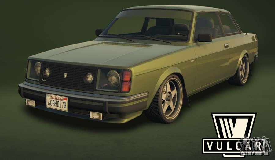 O novo carro esportivo em GTA 5