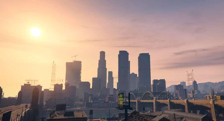Como estar em uma cidade diferente de GTA 5