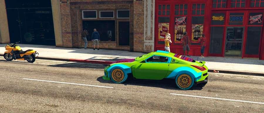 Assim, você pode encontrar todos o segredo carros no GTA 5