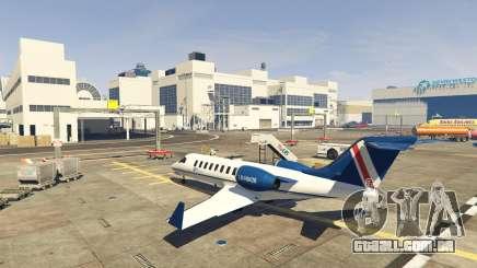 Como o aeroporto de GTA 5