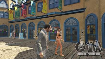 Como encontrar uma garota para Michael em GTA 5