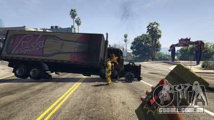 Como explodir um carro em GTA 5