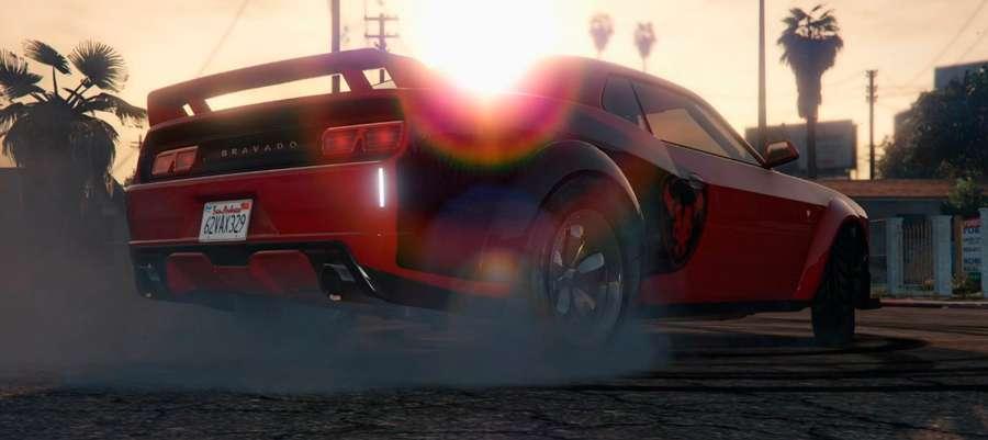 Novo Inferno bravata Desafio de GTA 5