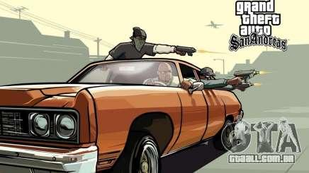 Como obter a licença de GTA San Andreas livre