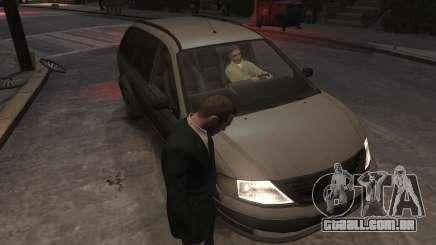 Assim, a primeira missão que vai acontecer no GTA 4