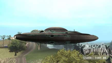 Assim, você pode encontrar UFO no GTA San Andreas