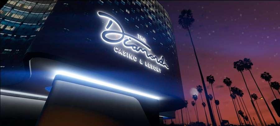 Diamond Casino-Assalto em GTA 5
